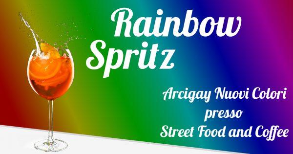 Rainbow Spritz Aprile 2017